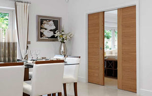 Double Dining Room Doors