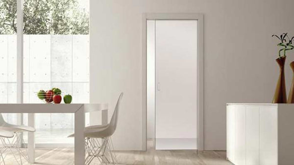 Glass Doors With Italian Style