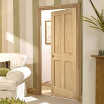 New internal door style