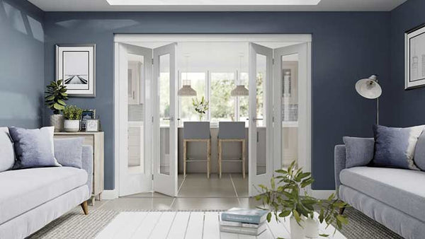 Bi Fold Doors We Supply For Living Room