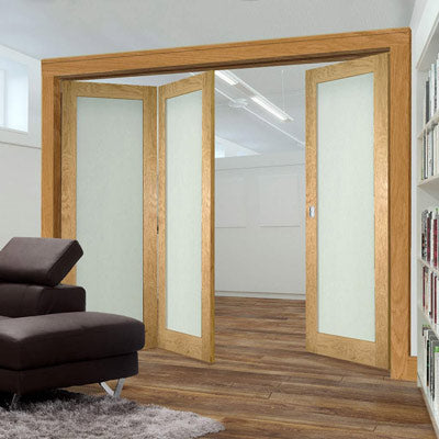 thrufold folding doors