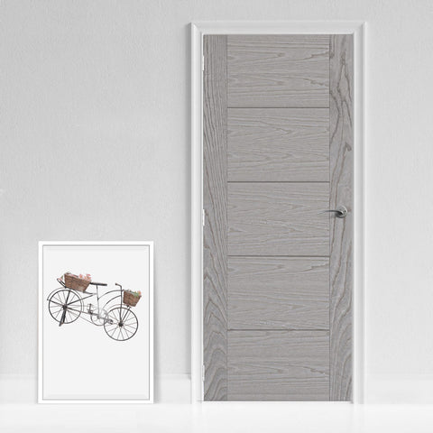 grey-modern-simple-door