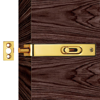 Image: AA79 Flush Door Bolt with Sunk Slide - 3 Finishes