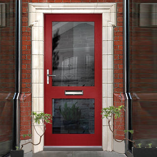 Image: Made to Measure Exterior 2XGG Door with Double Glazing