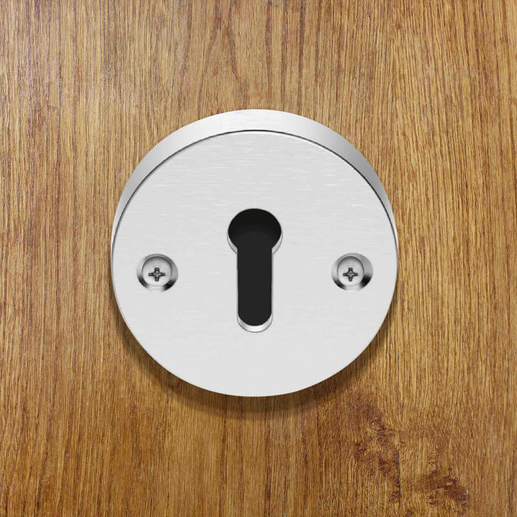 AA345 Open Escutcheon, Standard Profile