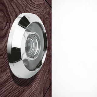 Image: AA76 Door Viewer, 180 degree Vision - 3 Finishes