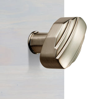 Image: Art Deco ADR0501B Knob Door Handles - 30mm - 2 Finishes