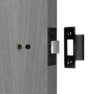 Image: 63mm Heavy Duty Bolt Through Tubular Latch - 11 Finishes