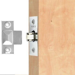 Image: Ball Catch for Internal Doors - 2 Finishes