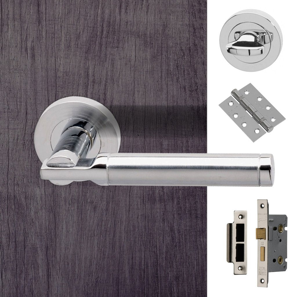 Tiber Bathroom Handle Pack