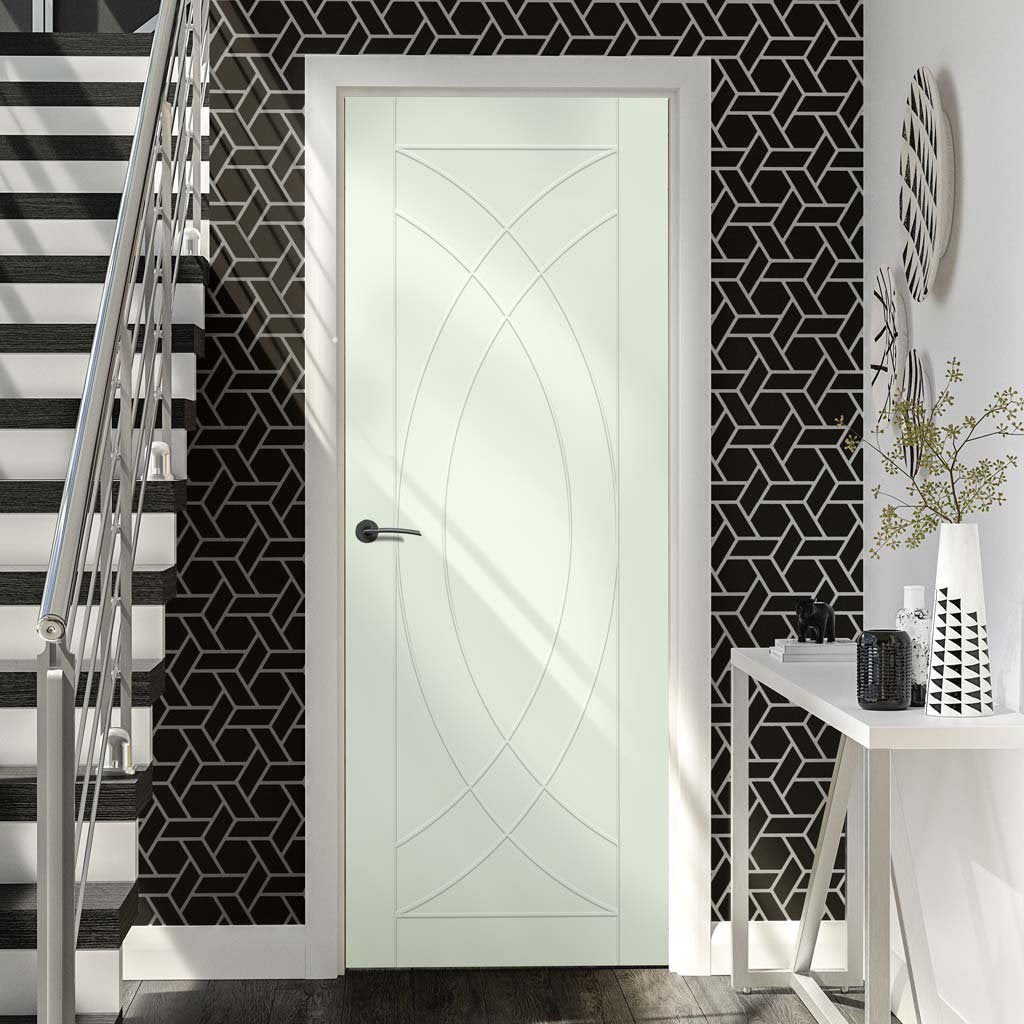 prefinished bespoke treviso flush door