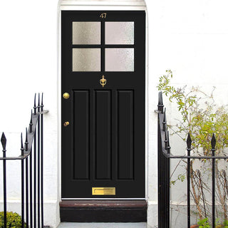Image: Made to Measure Exterior Skye Door - Double Glazing