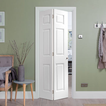 The opening size for a bifold door is measured from the finish face of the opening not the Internal Bifold Doors Sizes