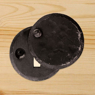 Image: Ludlow Beeswax BW5546C Antique Closed Escutcheon, 40mm