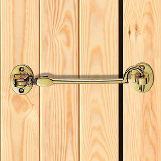 Image: Cabin Hook, 150mm to 305mm - 2 Finishes and 4 Sizes