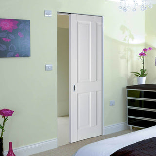 Image: Canterbury Absolute Evokit Pocket Door - White Primed