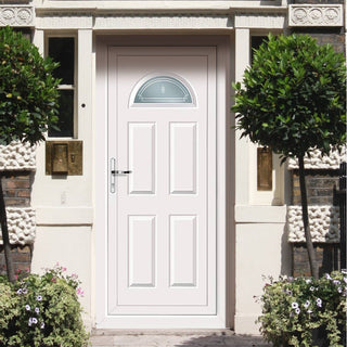 Image: External Pvc Carron One Alva Door