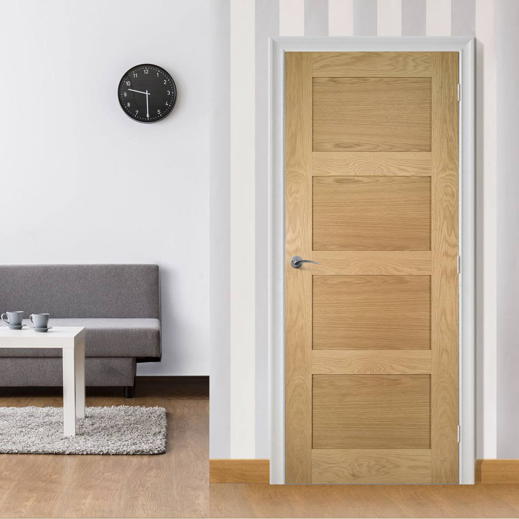 Coventry Oak Door - Prefinished
