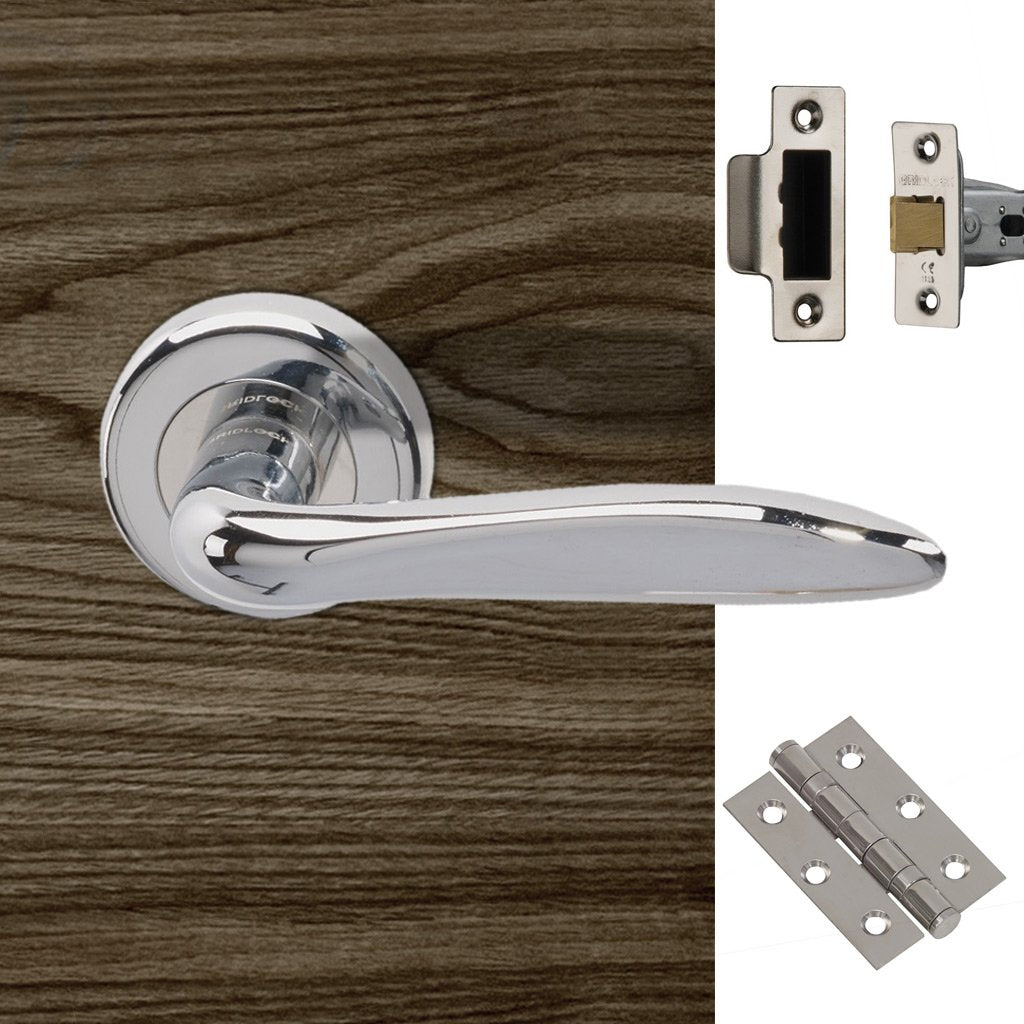 Danube Fire Door Handle Pack