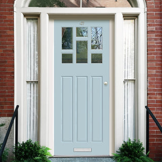 Image: Made to Measure Exterior Dayna Door - Fit Your Own Glass
