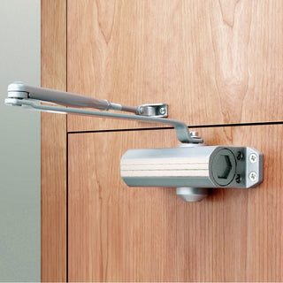 Image: Contract Overhead Door Closer CDG003 Silver