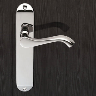 Image: DL181 Andros Lever Latch Handles - 3 Finishes