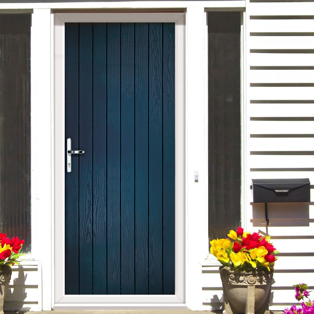 Suffolk Composite Flush Door