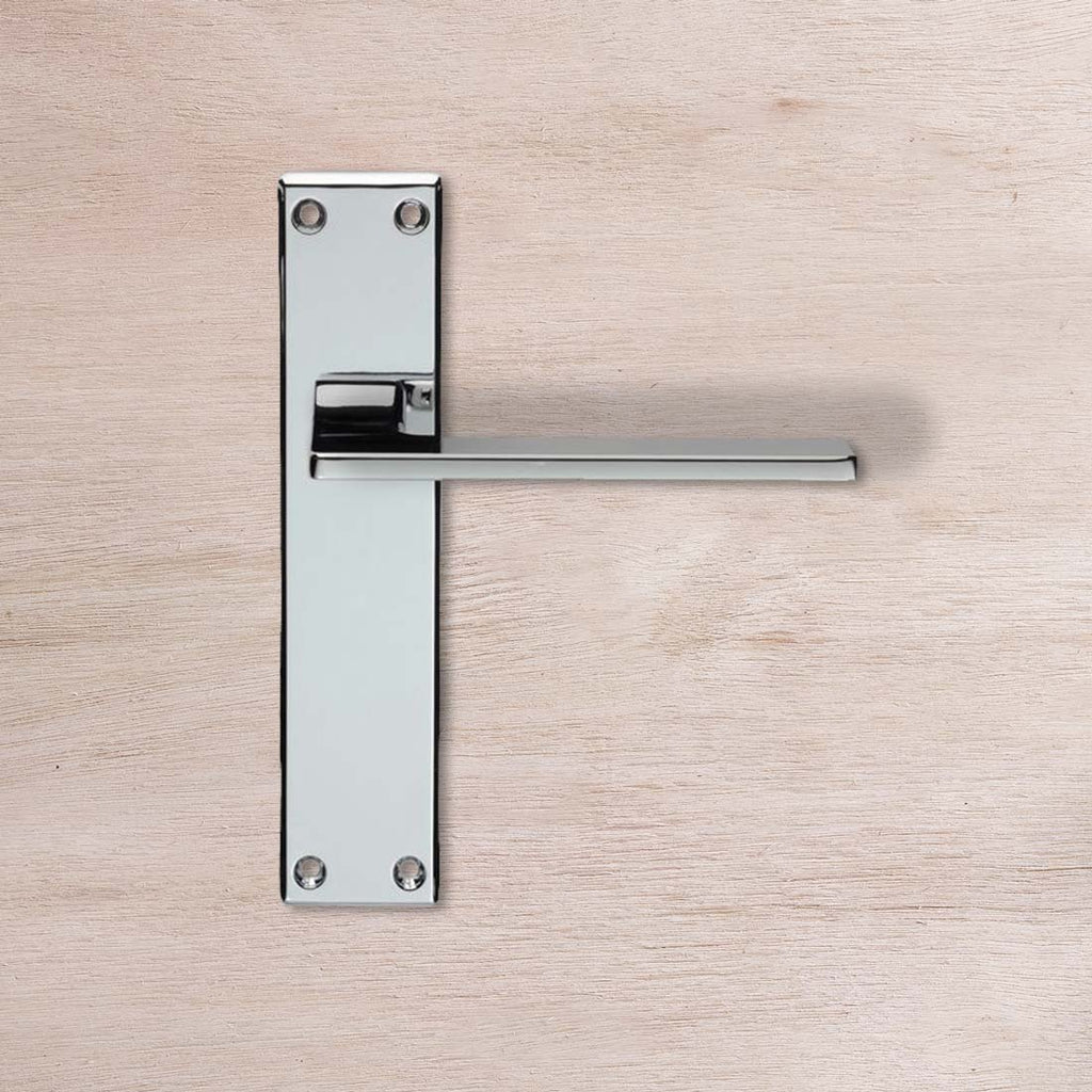 Serozzetta Zone SZM035 Lever Latch Door Handles - 2 Finishes