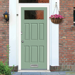 Image: Made to Measure Exterior Iona Door - Fit Your Own Glass
