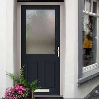 Image: Made to Measure Exterior Exterior Marston Door - Double Glazing