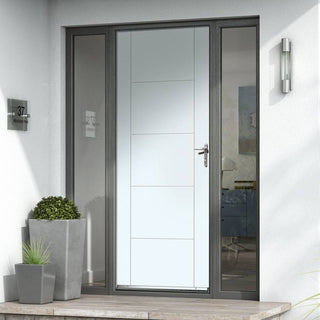 Image: JBK Tigris Extreme Weather White Door