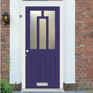 Image: Made to Measure Exterior Galloway Door - Fit Your Own Glass