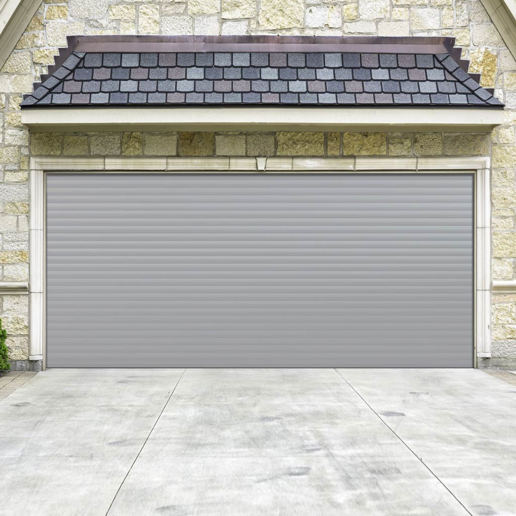 Gliderol Electric Insulated Roller Garage Door From 4711 To 5320mm Wid