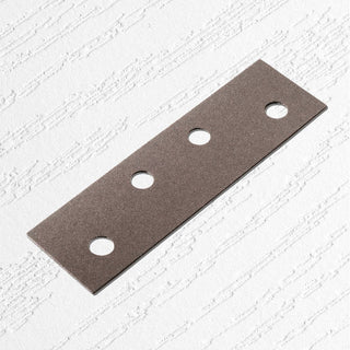 Image: 100X30MM: Intumescent Hinge Liner, Suits 1 Pair of Hinges - 3 Hinge Size Options