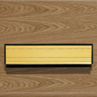 Image: Sleeve Letterbox, 300x69mm - 2 Finishes