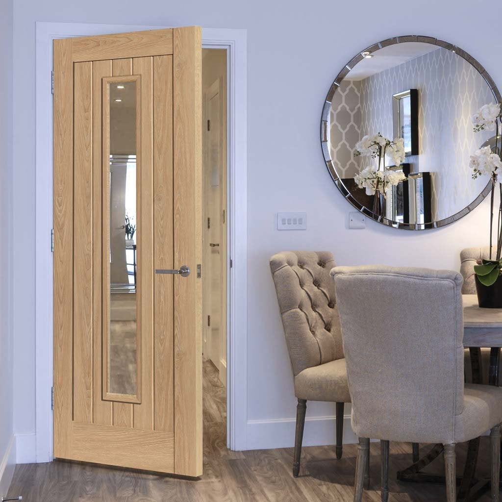 Images of laminated modern interior door