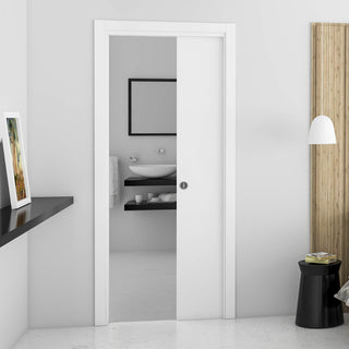 Image: Ermetika Evokit Pocket System Cassette for Single Doors