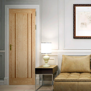 Image: Bespoke Lincoln Oak 3P Door