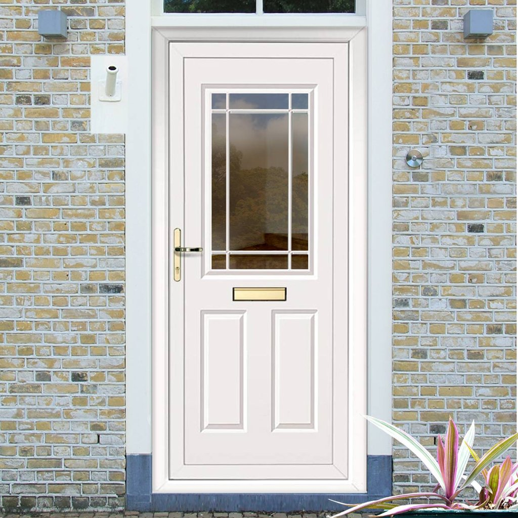 Exterior pvcu Katrine Edwardian Bar Door