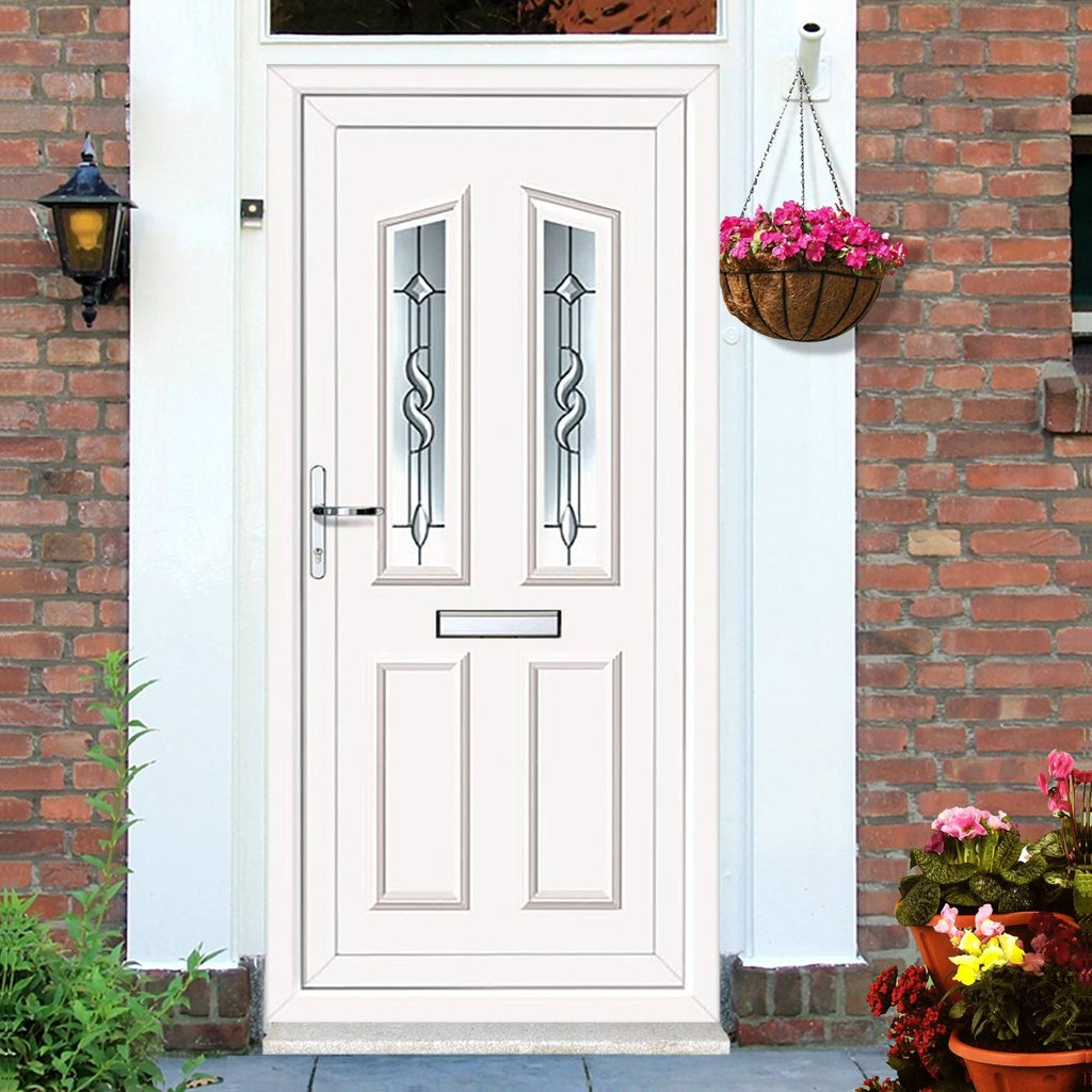 External Pvc Kishorn Two Crystalline Door