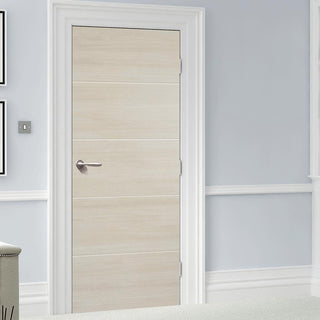 Image: Laminate Santandor Ivory Door - Prefinished