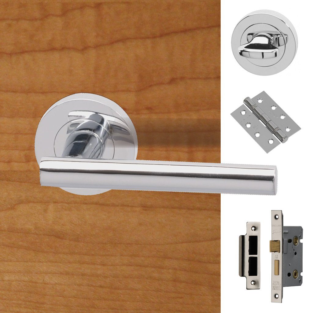 Loire Bathroom Handle Pack