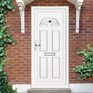 Image: Exterior Pvc Lomond One Roma Door