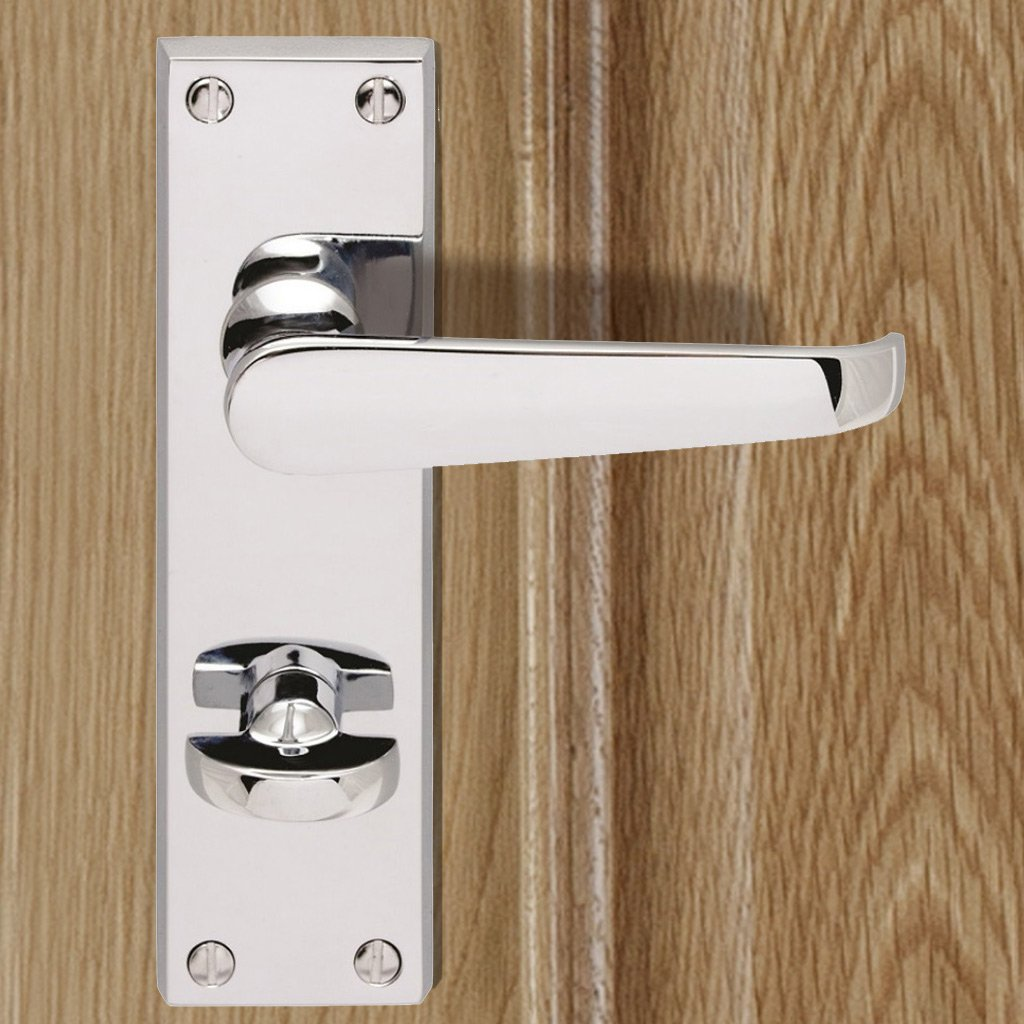 M30wc Victorian Lever Handles - 3 Finishes