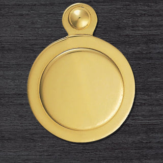 Image: M42 Victorian Covered Escutcheon, Standard Profile - 3 Finishes