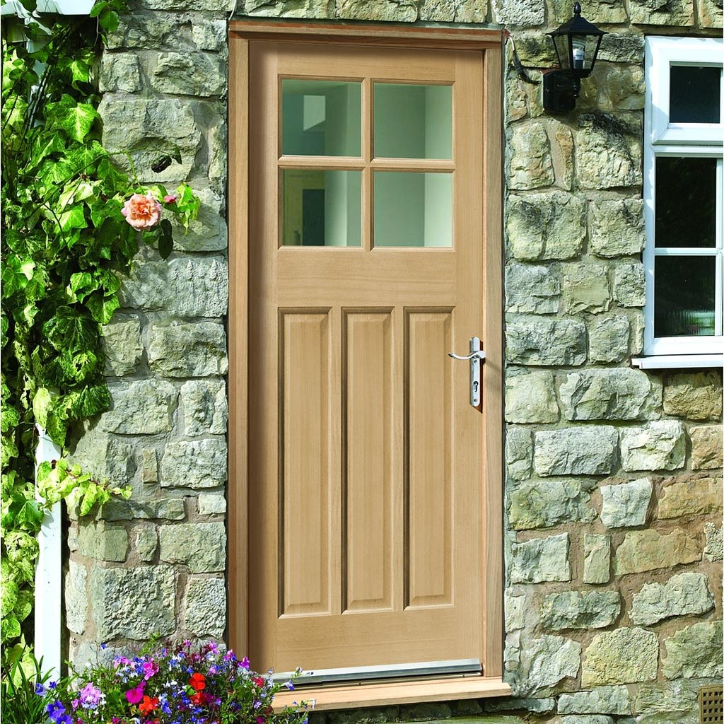 Made to Measure Exterior Skye Door - Fit Your Own Glass