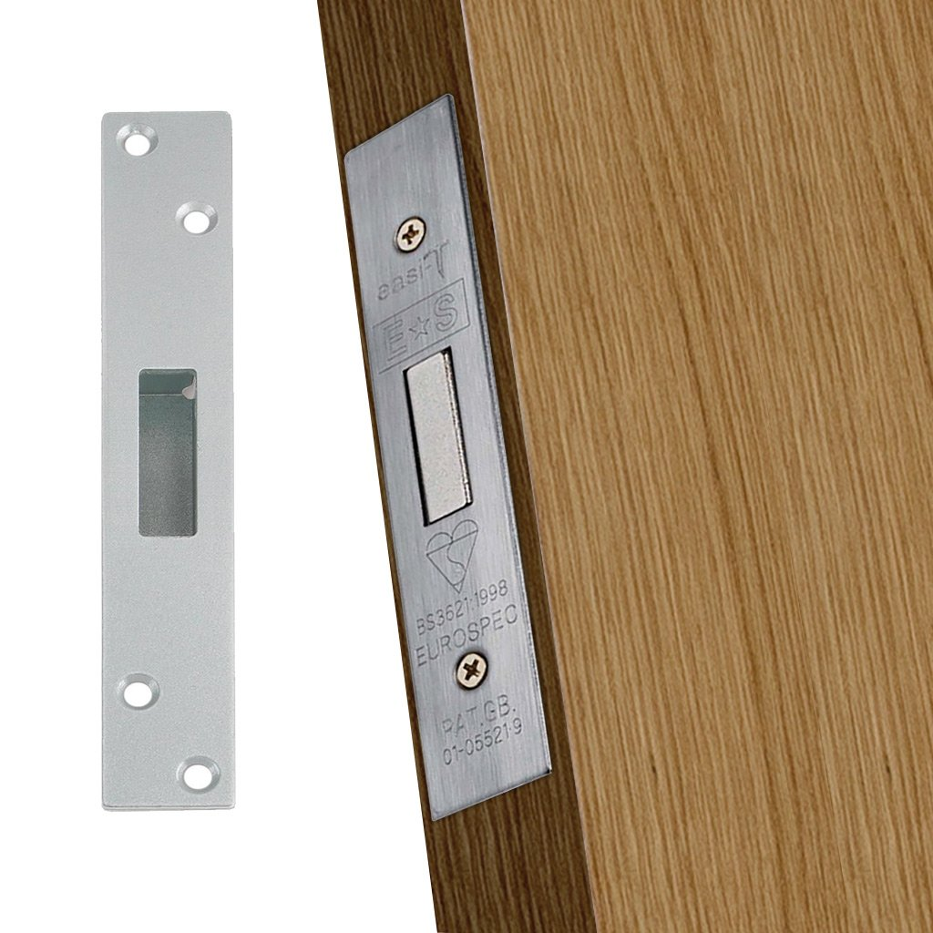 Mortice Deadlock for Timber Doors - 2 Sizes and 2 Finishes