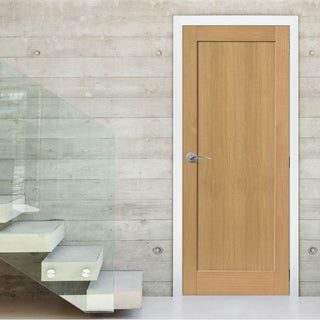 Image: Montana Etna Oak Door