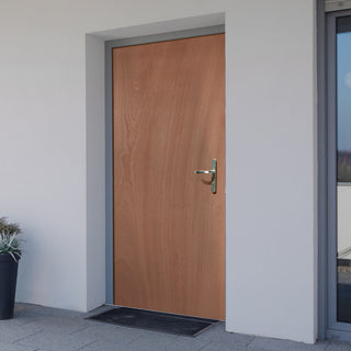 Image: JELDWEN EXTERNAL Paint Grade Door - Unfinished