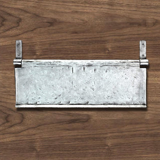 Image: Ludlow Pewter PE55 Antique Letter Tidy, 295x107mm